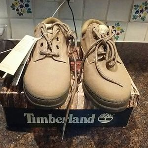 Timberland Shoes NWT with medium width.
